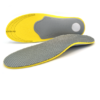 Orthotic arch support insoles for more shoe comfort