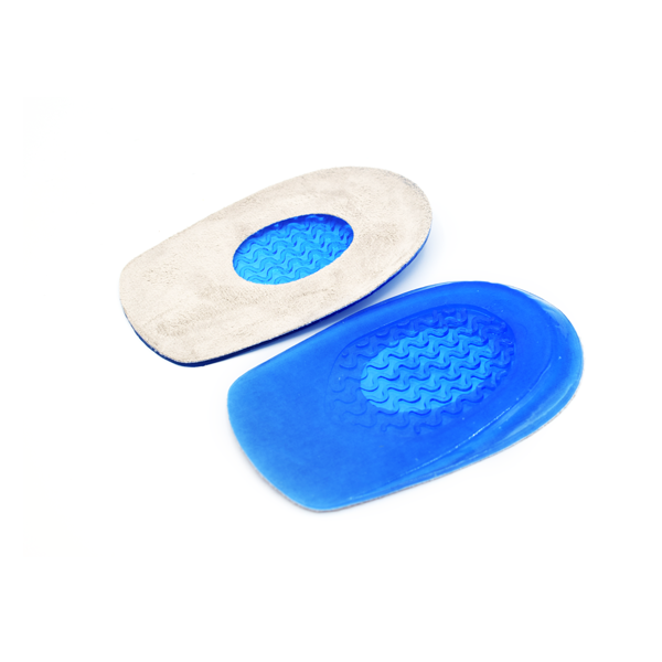 gel heel cushions to protect and ease foot and heel pain