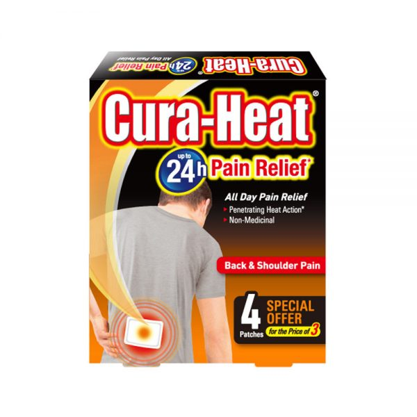 heat pads for back pain