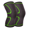 Knee support sleeves for sports