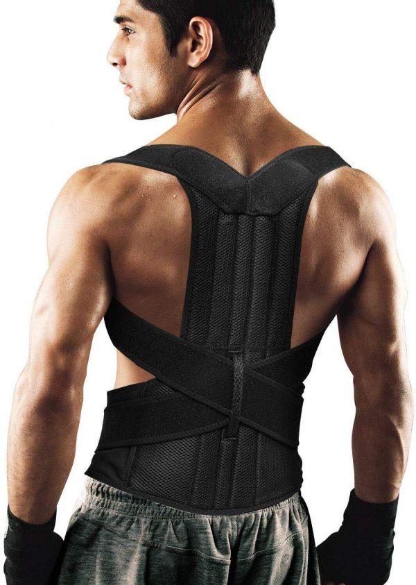 back brace support